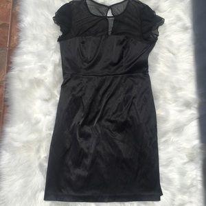 B.Smart little black dress